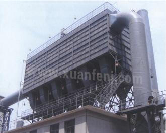 LPF(M)煤磨袋式防爆除尘器